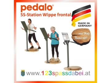 Pedalo® 5S-Station Wippe frontal